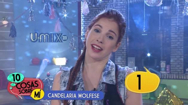 Candelaria Molfese - 10 cosas sobre mí