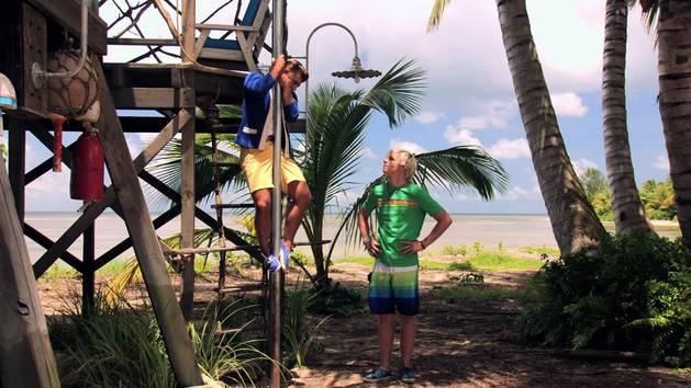 Descendo com estilo! - Teen Beach Movie 2