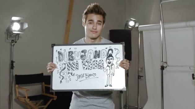 Jorge Blanco - Dibujando mi vida (Draw my life)