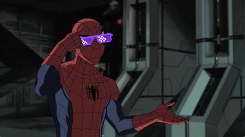 Spider-Man - Poder Marvel