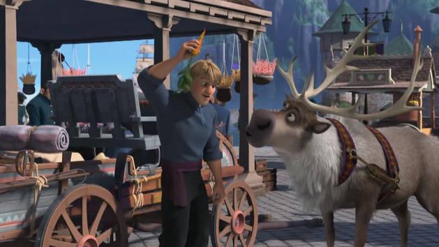 Compartir es querer - Olaf de risa