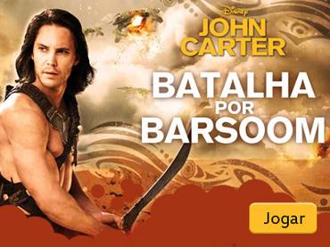 John Carter Batalha por Barsoom