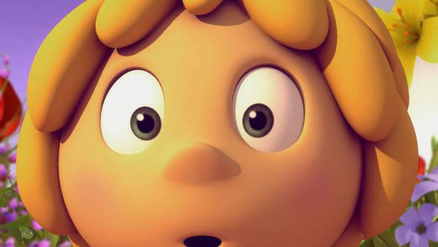 Prévia - A abelha Maya