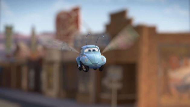Insectos molestos - Cars Toon