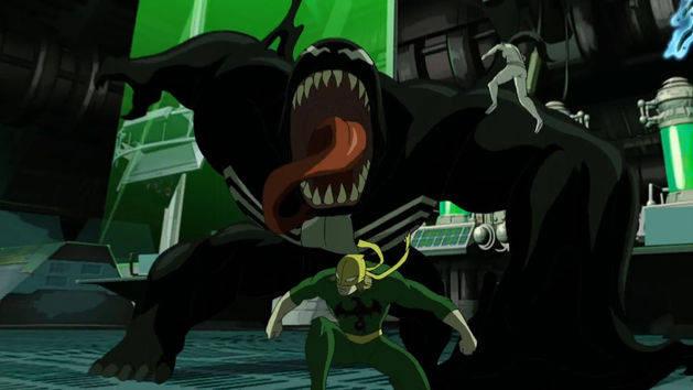 Episódio 11: Venom Ataca - Ultimate Homem-Aranha