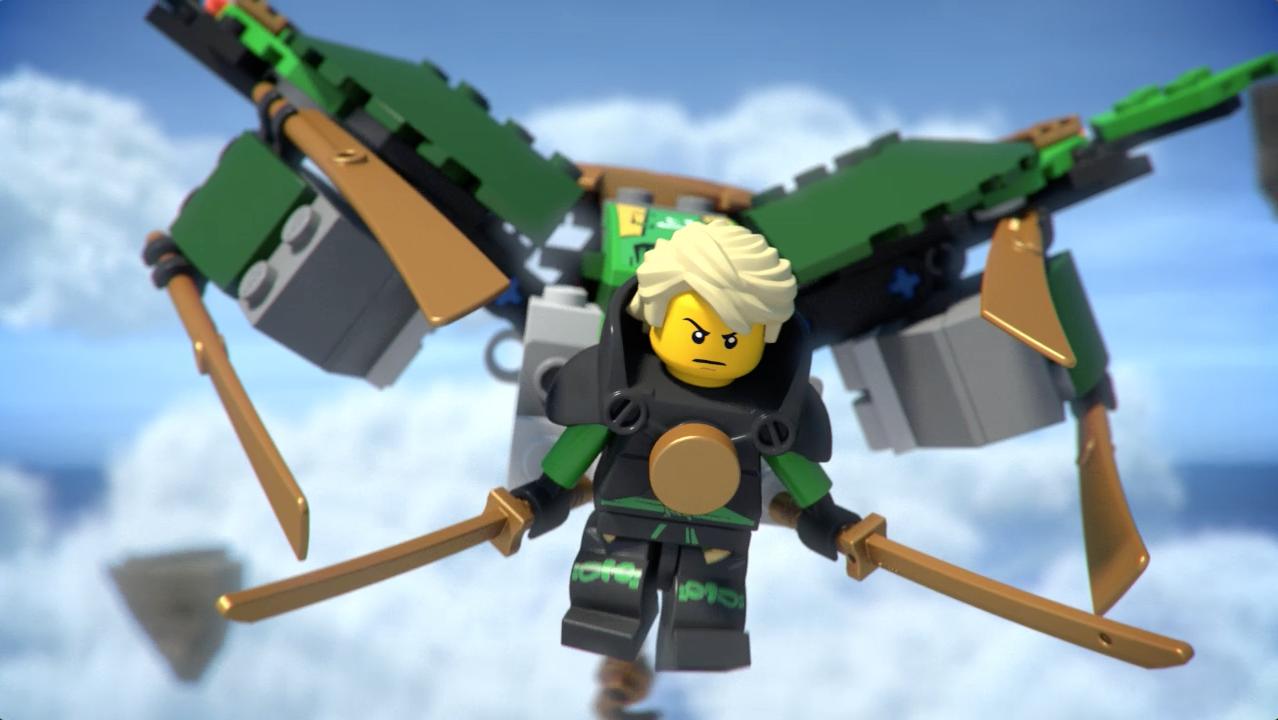 Fortaleza do Infortúnio - Ninjago LEGO