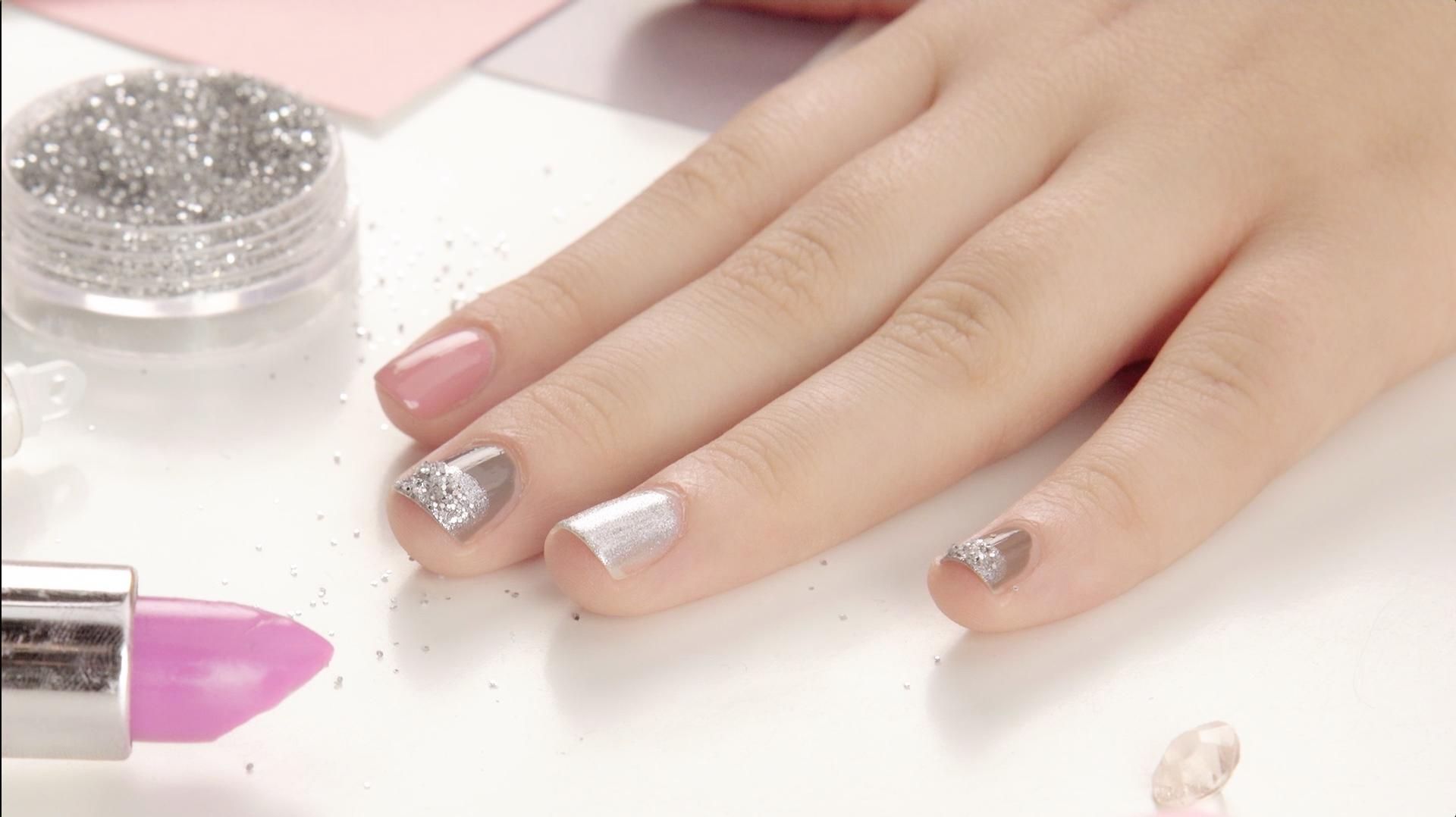 Nail Art al estilo Ámbar - Soy Luna