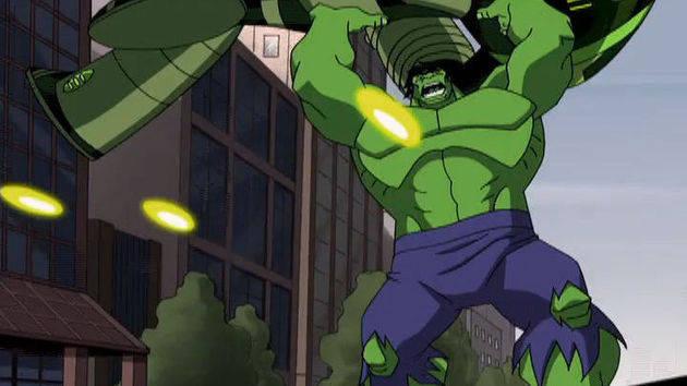 """Episodio 16: """"El hombre que robó el mañana"""" - Los Vengadores"""
