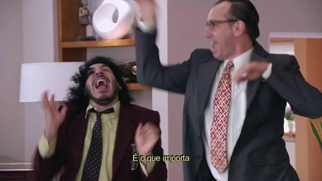 """Momento Musical: Olga, Ramalho e Beto cantam """"Dile que sí"""" - Violetta"""