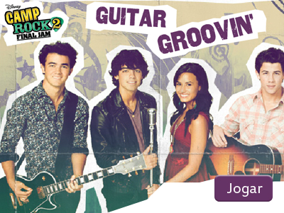 Guitar groovin'
