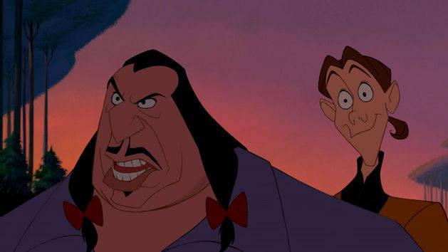 Vilões da Disney - Governador Ratcliffe