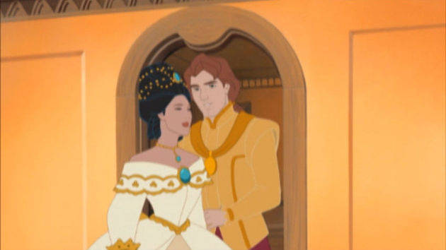 Pocahontas - O Baile
