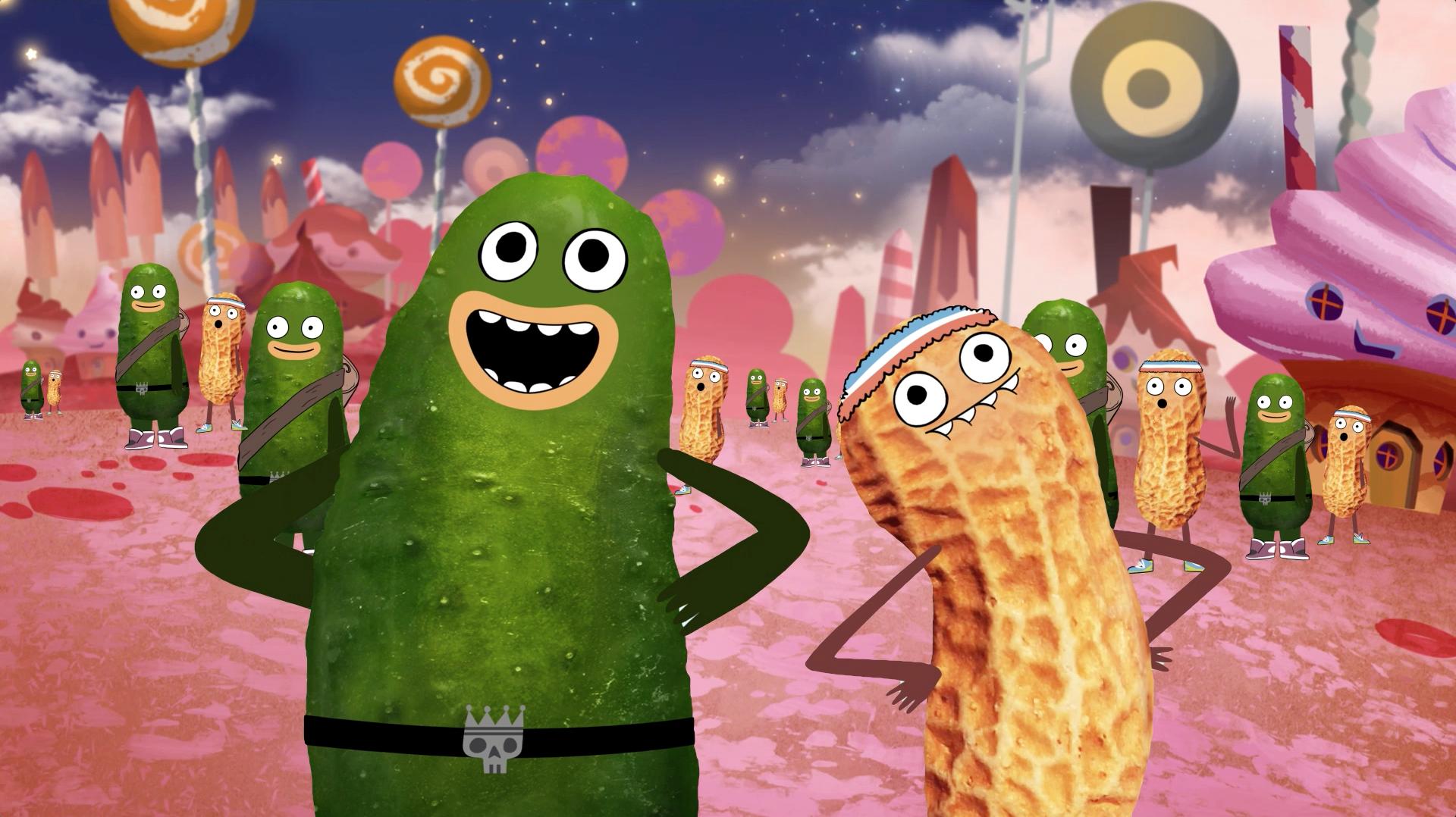 Pickle y Maní intervienen Penn Zero