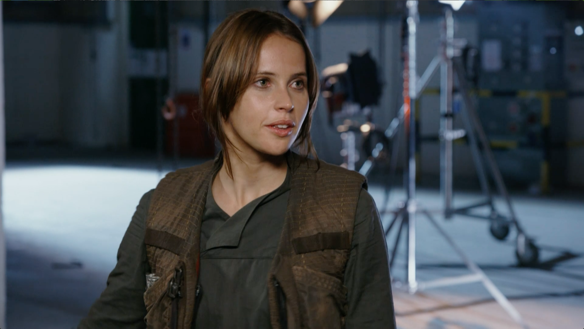"DXD Xtra: Felicity Jones, la protagonista de ""Rogue One"""