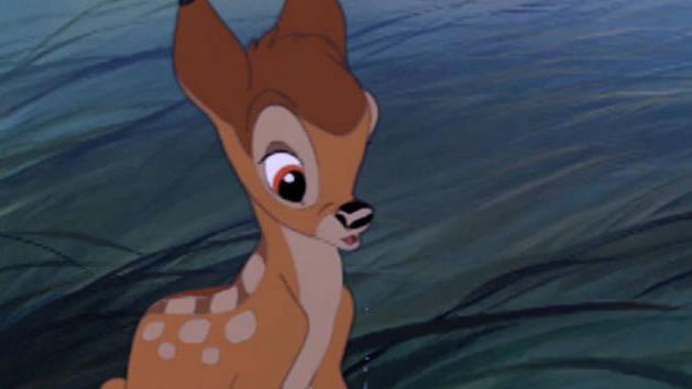 Primeiro encontro - Bambi