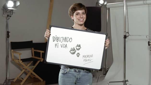 Maca Miguel - Dibujando mi vida (Draw my life)
