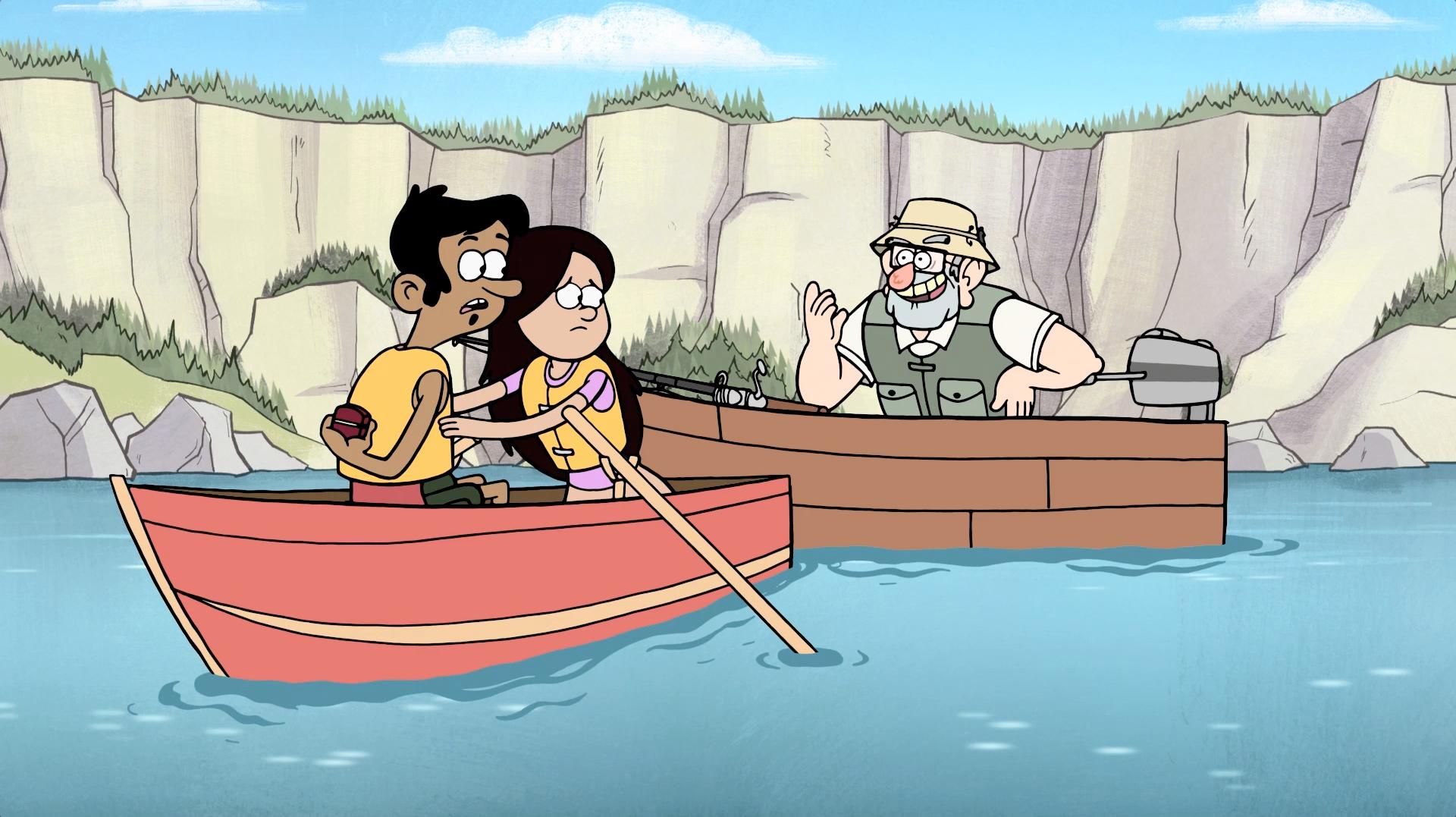 Cómo hacer amigos - Anti Lifehacks #135 - Gravity Falls