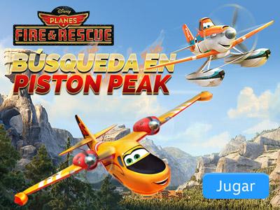 Búsqueda en Piston Peak
