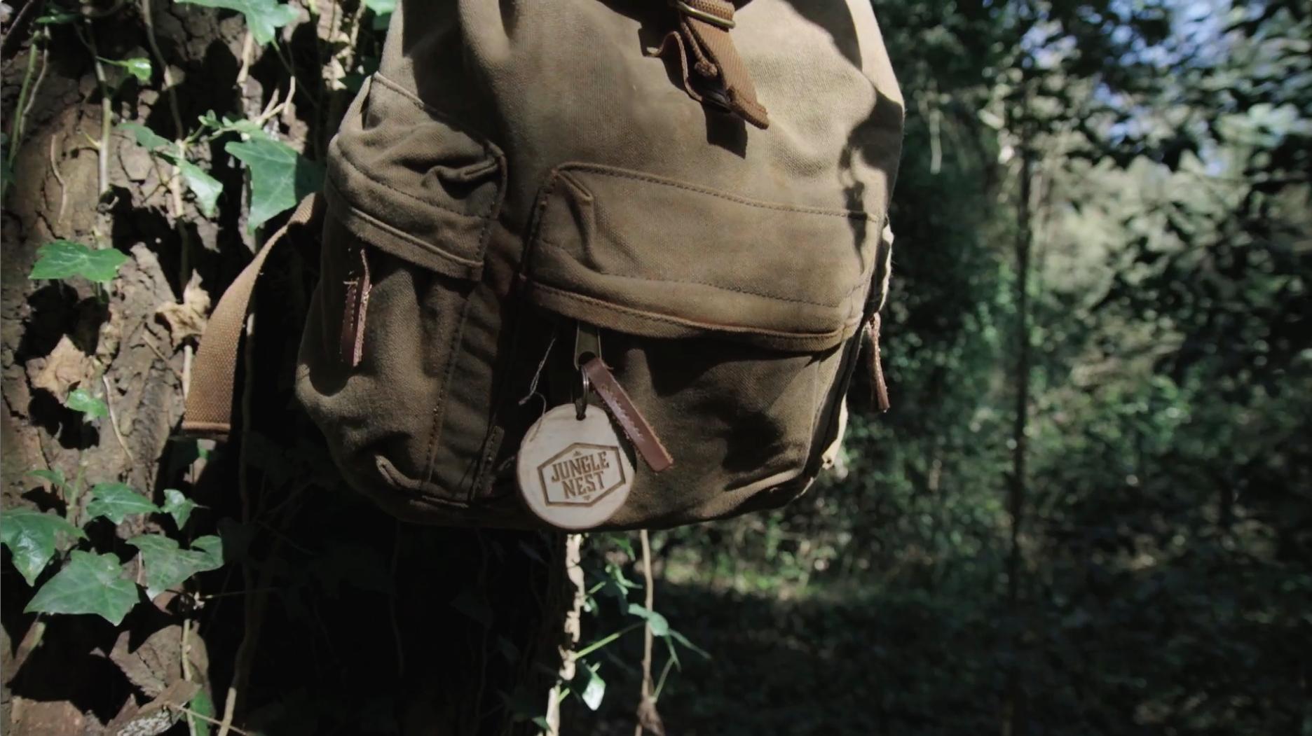 Teaser Mochila – Jungle Nest