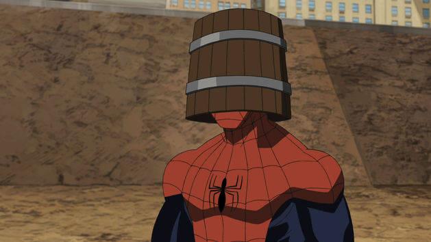 A Equipe - O Homem-Aranha