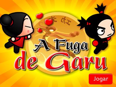 Pucca – A fuga de Garu