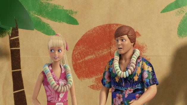 Férias no Havaí - Curtas Toy Story