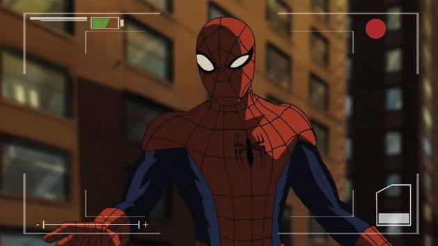Frases do Aranha - O Homem-Aranha