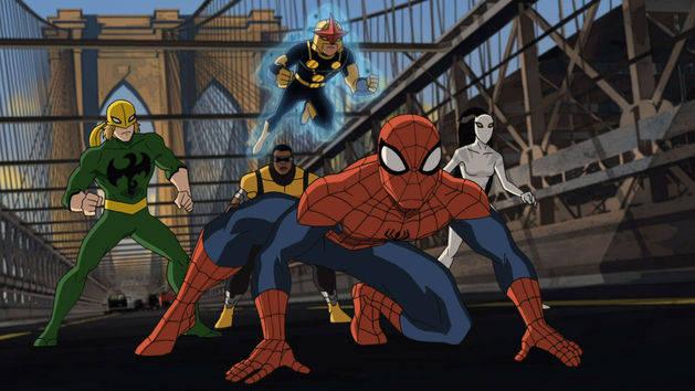 O Homem-Aranha Vingador – Parte 1