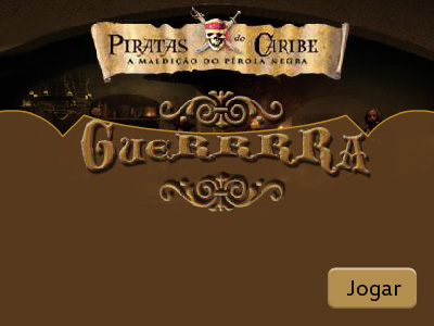 Piratas do Caribe – Guerra de cartas