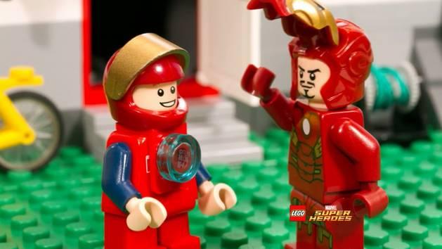 Iron Man – Lego