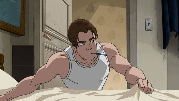Episodio 11: Venenoso - Ultimate Spider-Man