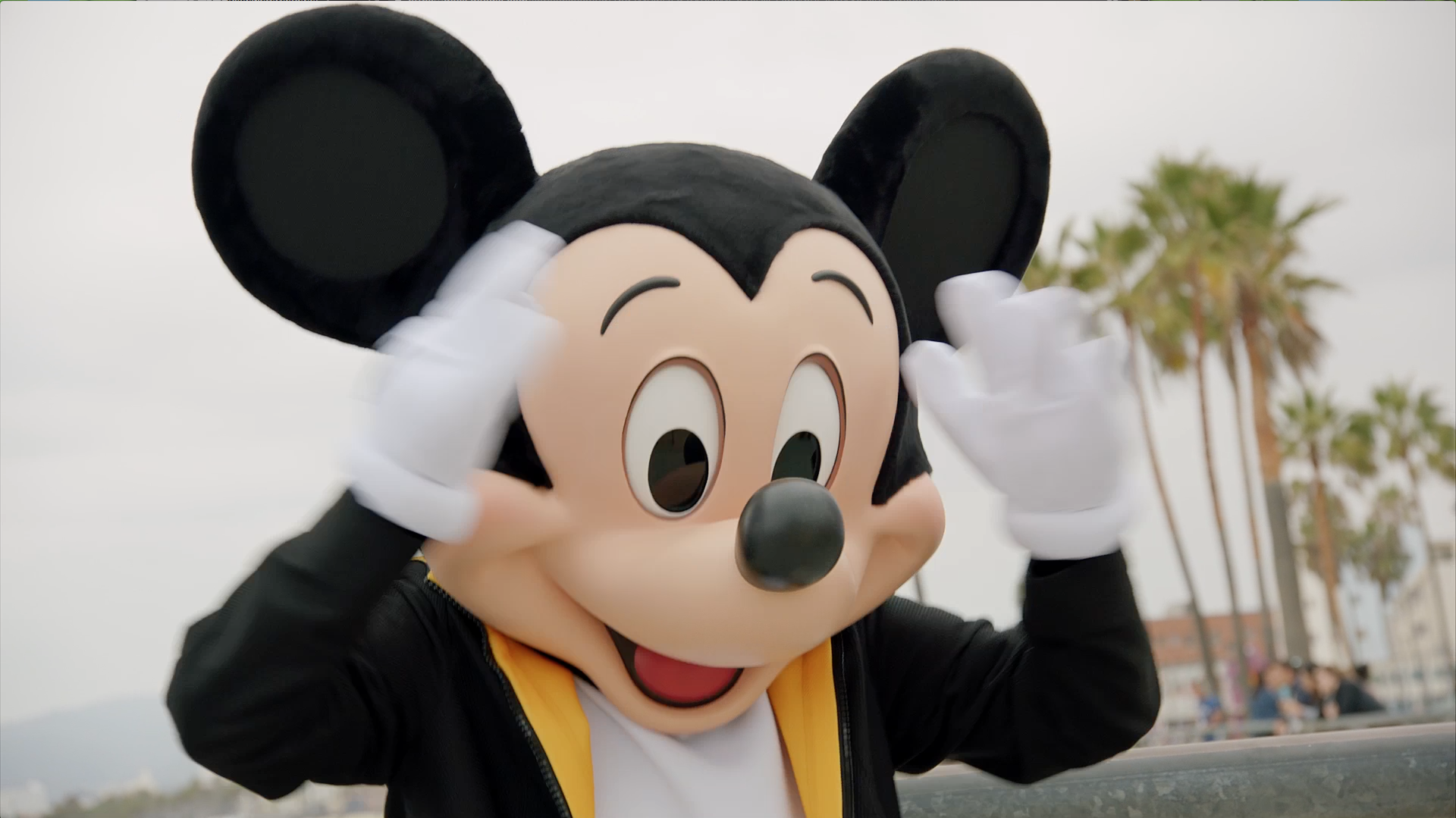 ¡Feliz cumpleaños, Mickey!
