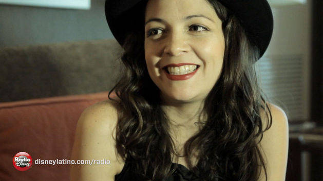 Entrevista a Natalia Lafourcade-Latin GRAMMYs: