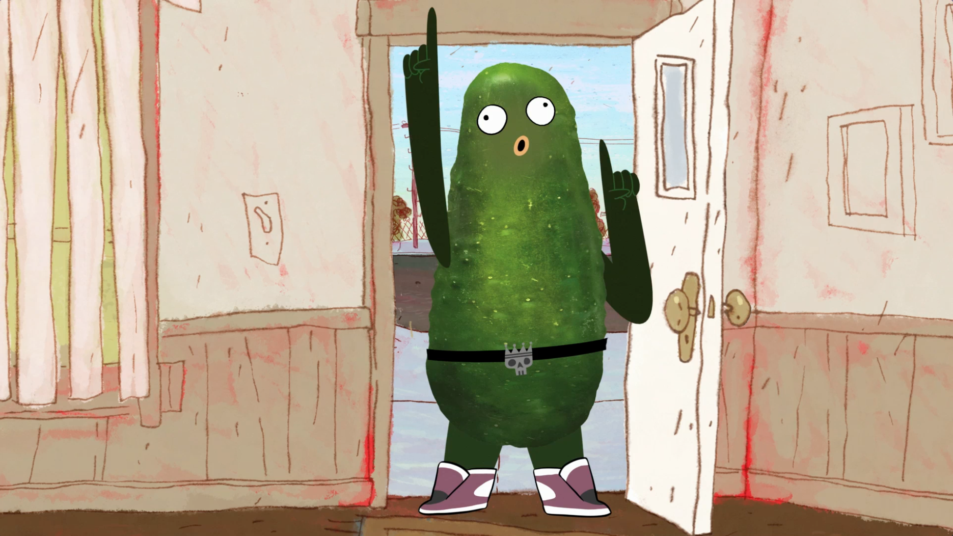Picles e Amendoim: Bo Bo Bo