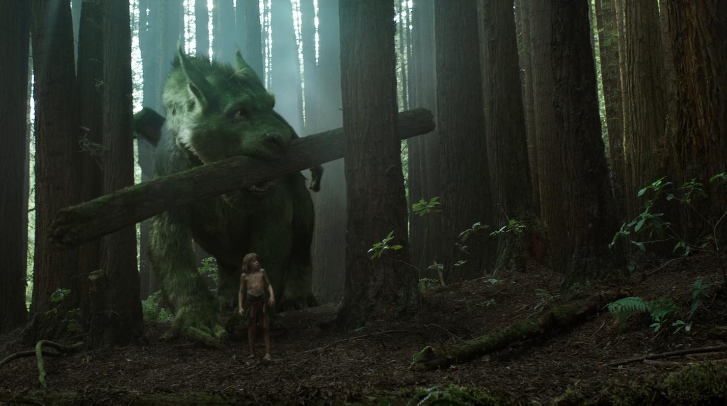 Mi amigo el dragón– Tráiler 2