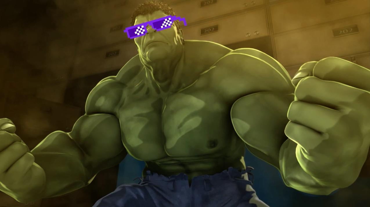 Hulk - Poder Marvel