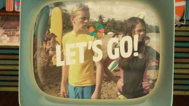 Surfs Up (letra) - Teen Beach Movie