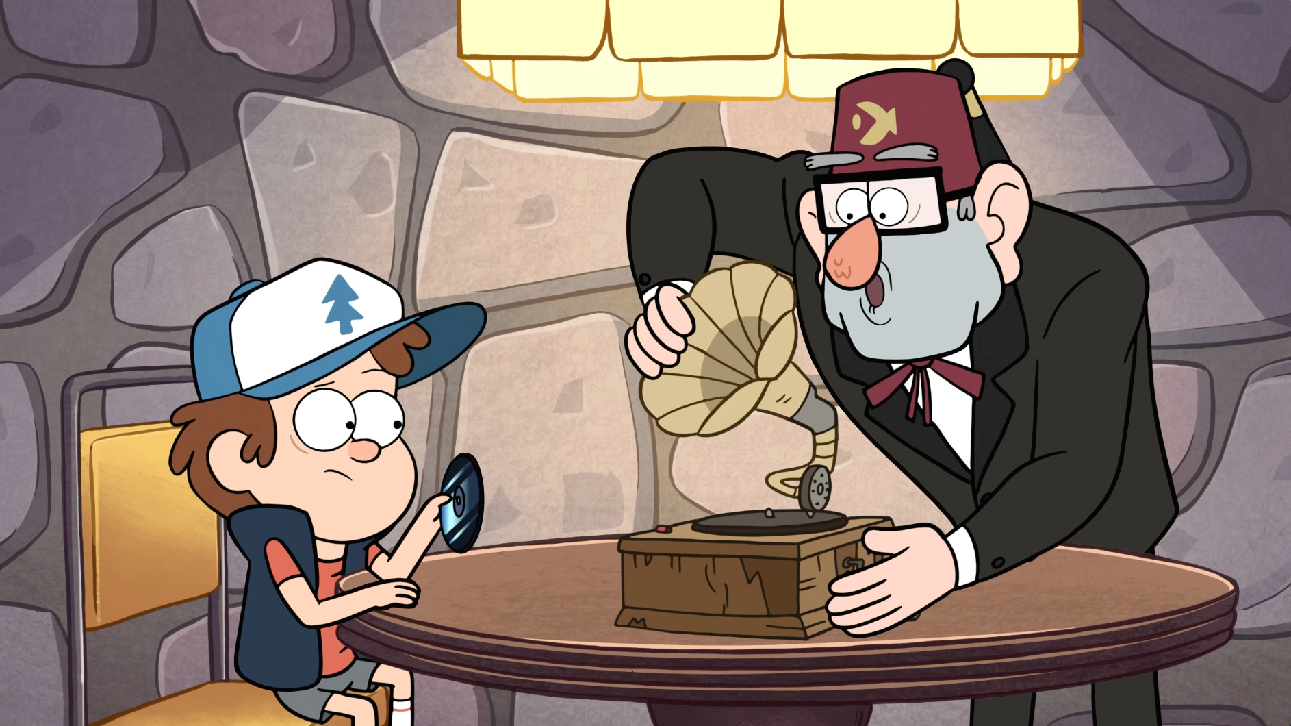Cómo encontrar mensagens subliminares - Anti-Lifehacks #873 - Gravity Falls