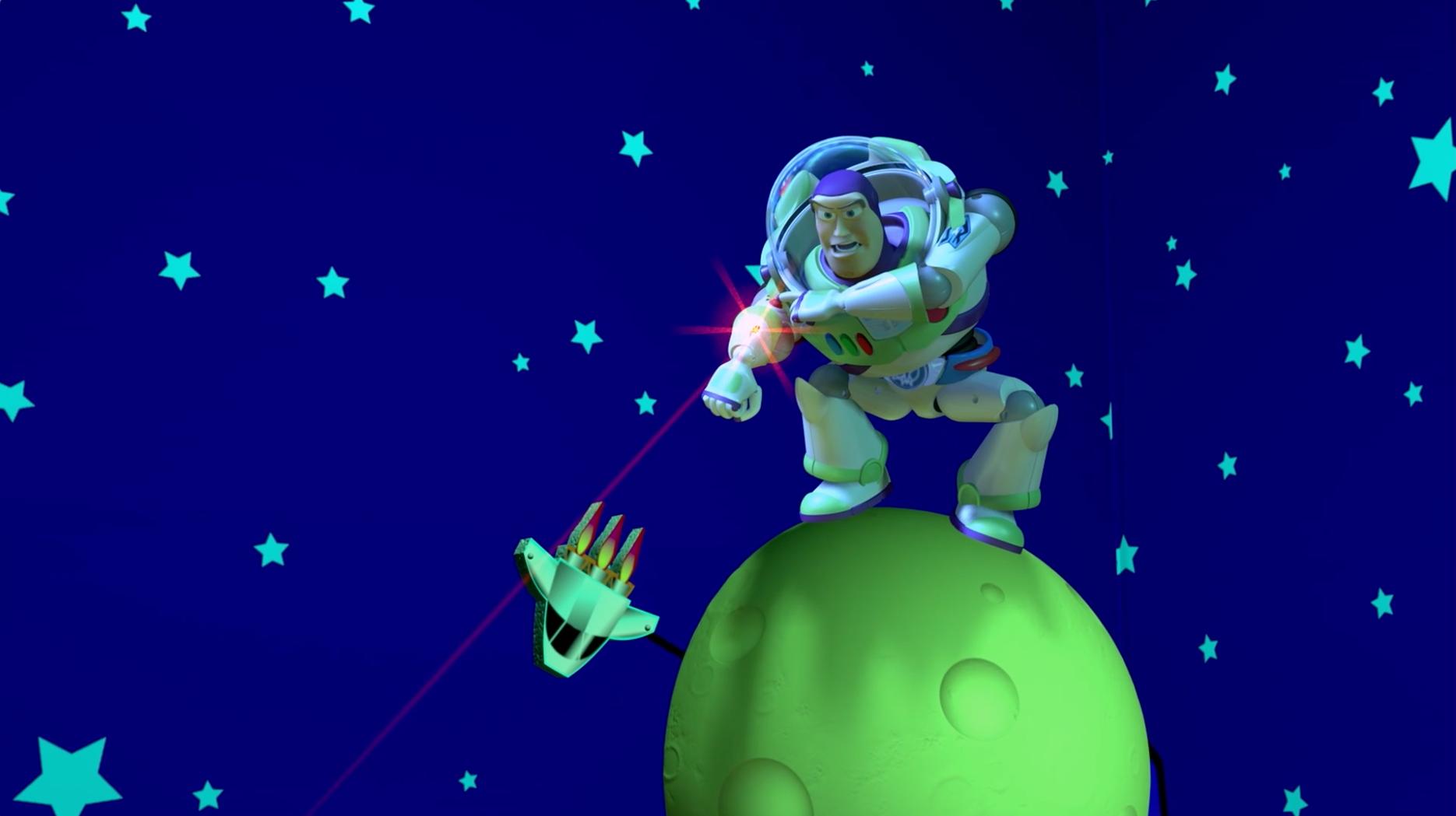 Remix: Buzz Lightyear