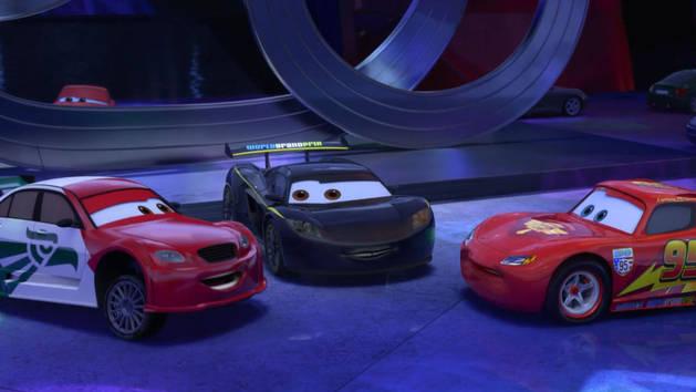 Lewis Hamilton - Cars 2