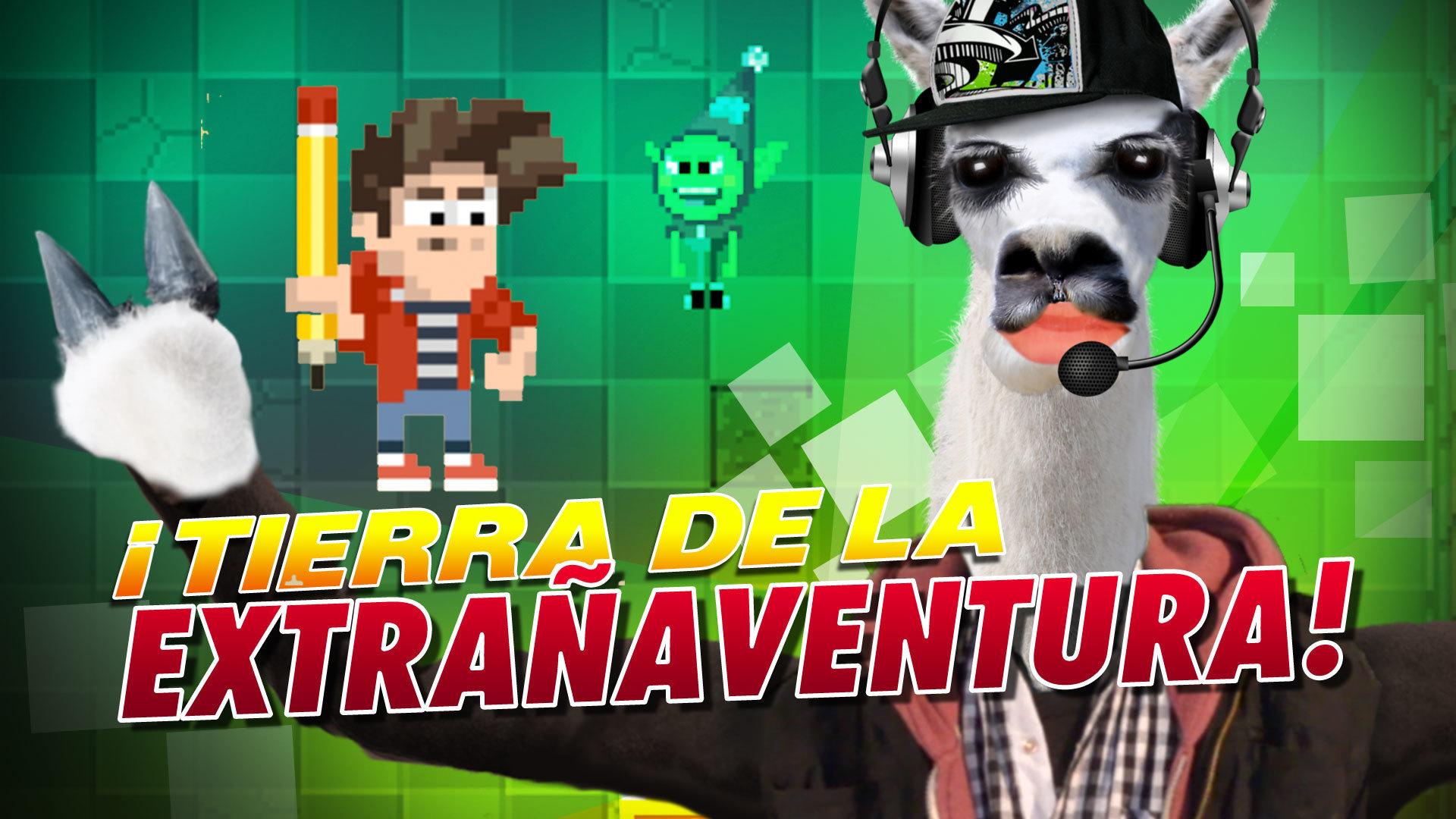 #PlaySteve - ¡Tierra de la extrañaventura!