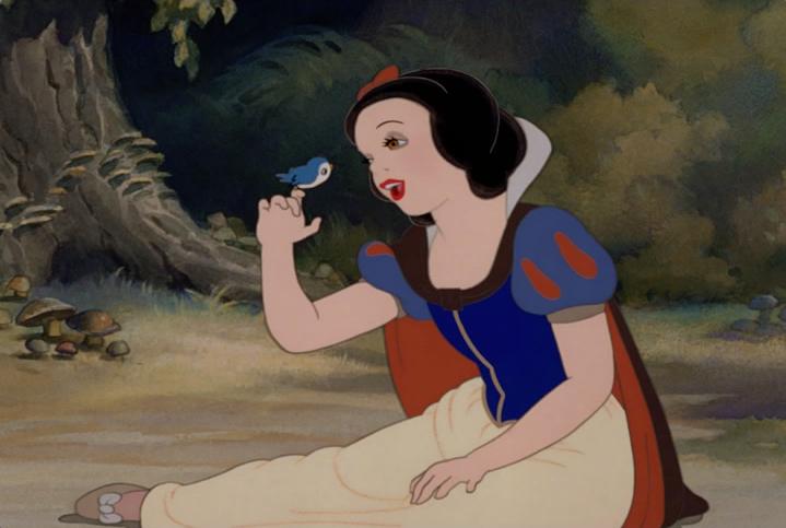 Sonreir y cantar - Blanca Nieves y los Siete Enanos - Soy una princesa