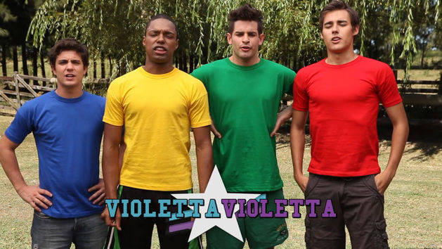 VERSUS: Violetta, Violetta, Violetta - Violetta
