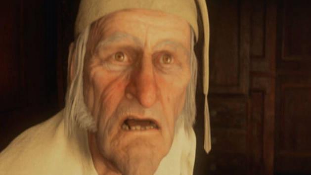 Espíritu de Navidad - Los fantasmas de Scrooge