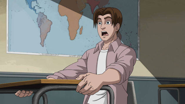 "Episodio 12: ""No hables con extraños"" - Ultimate Spider-Man"