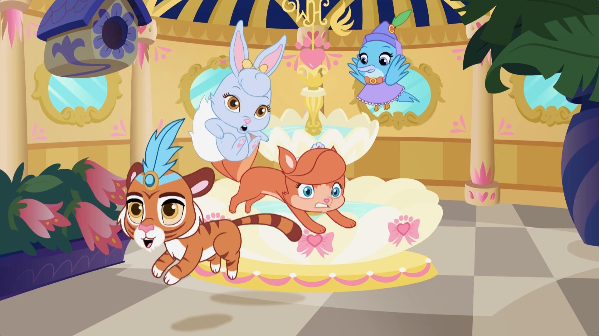 El Festi-pastel - Reino Mascota - Whisker Haven
