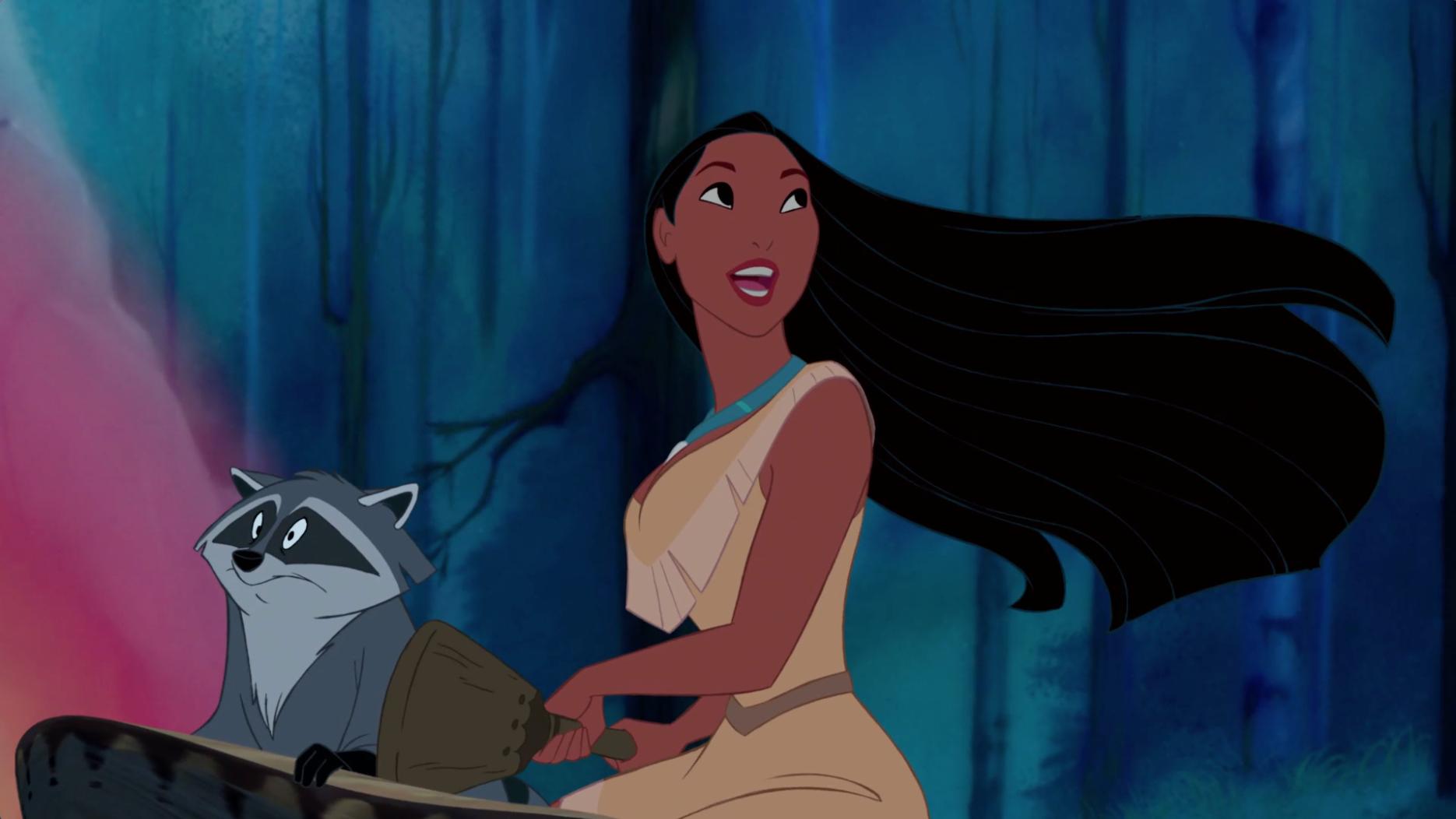 Río Abajo - Pocahontas - Soy una princesa