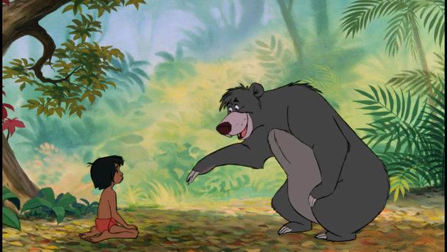 Necessidades básicas - Mogli: o menino lobo