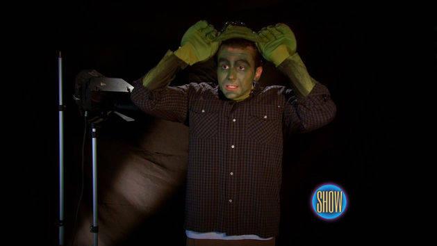Casting do Incrível Hulk com Ivan Zavala - The U-Mix Show