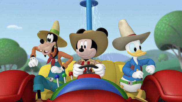 """""""Canción para sembrar""""  - La casa de Mickey Mouse"""